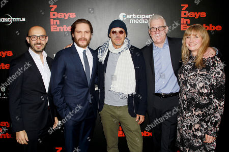 Editorial photo of Special New York Screening celebrating Focus Features '7 Days in Entebbe' at the Metrograph, New York, USA - 12 Mar 2018