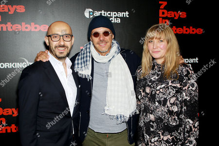Editorial picture of Special New York Screening celebrating Focus Features '7 Days in Entebbe' at the Metrograph, New York, USA - 12 Mar 2018