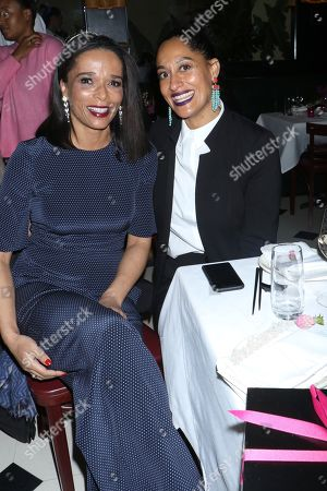 Rowena King and Tracee Ellis Ross
