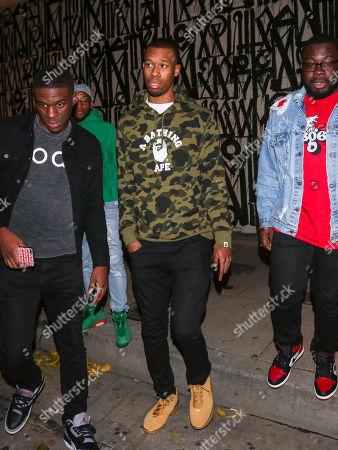 Editorial image of Celebrities at Craig's Restaurant, Los Angeles, USA - 11 Mar 2018