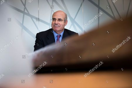 Bill Browder. CEO and co-founder of Hermitage Capital Management