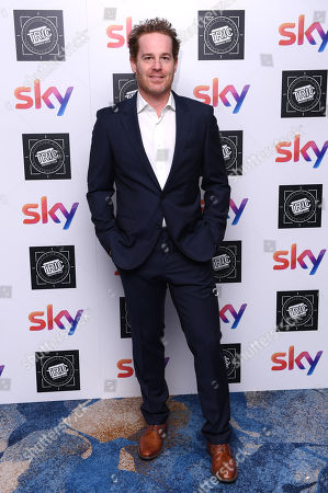 Editorial image of The TRIC Awards, Grosvenor House, London, UK - 13 Mar 2018