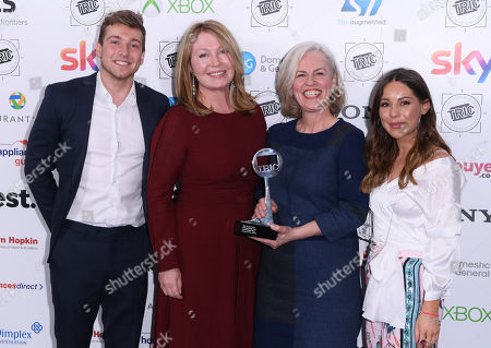 Kirsty Young, Sam Thompson, Louise Thompson