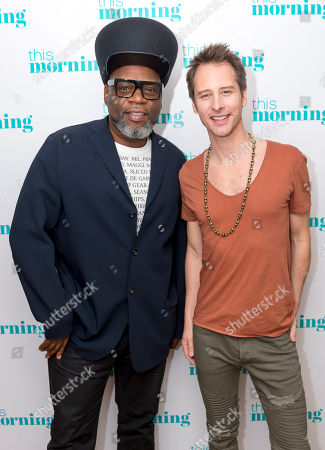 Jazzie B and Chesney Hawkes