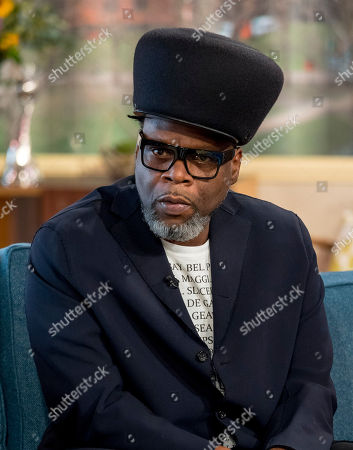 Stock Photo of Jazzie B
