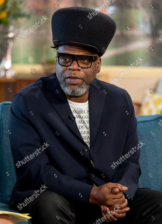 Stock Picture of Jazzie B