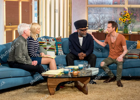 Editorial photo of 'This Morning' TV show, London, UK - 13 Mar 2018