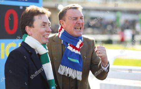 Ken Doherty and Phil Tufnell