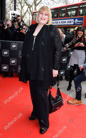 Editorial picture of The TRIC Awards, Grosvenor House, London, UK - 13 Mar 2018