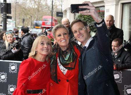 Louise Minchin, Dan Walker and Stephanie McGovern