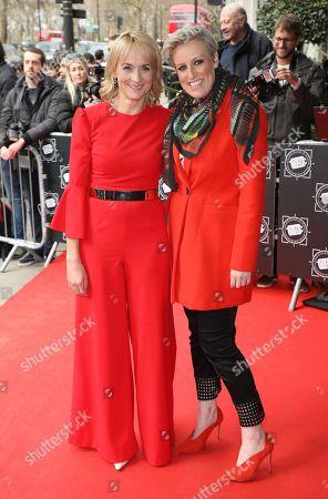 Louise Minchin and Stephanie McGovern