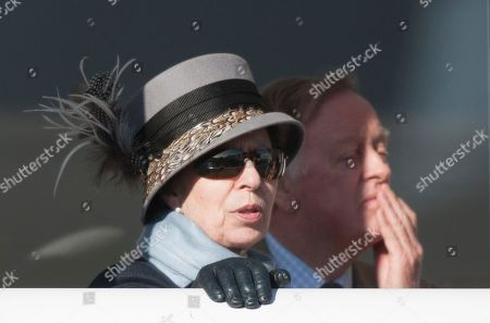 Princess Anne and Andrew Parker Bowles.