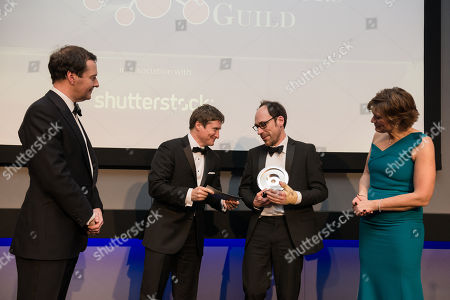 Editorial picture of Picture Editors Guild Awards, Honourable Artillery Company Barracks, London, UK - 12 Mar 2018