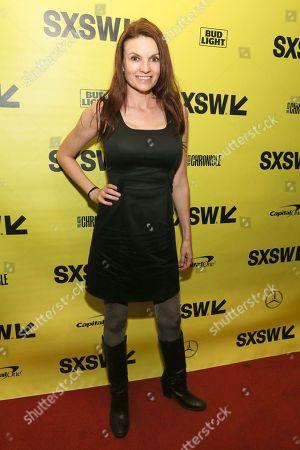"Editorial image of 2018 SXSW - ""Wild Nights With Emily"", Austin, USA - 11 Mar 2018"