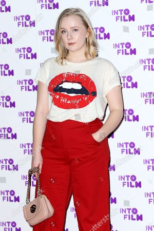 Editorial image of Into Film Awards, Arrivals, London, UK - 13 Mar 2018
