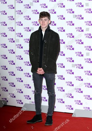 Editorial photo of Into Film Awards, Arrivals, London, UK - 13 Mar 2018