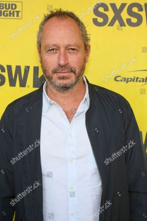 Stock Picture of Director Anthony Wonke