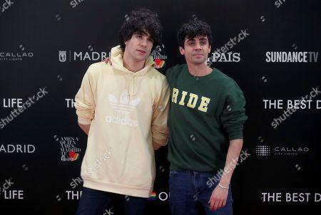 Javier Calvo and Javier Ambrossi