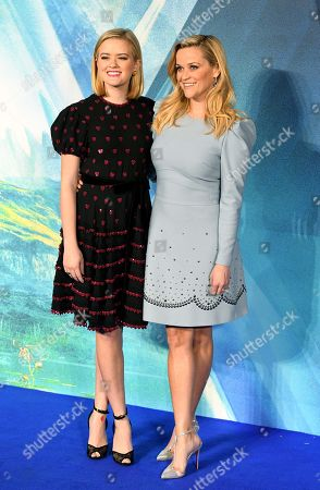 Reese Witherspoon and Ava Elizabeth Phillippe