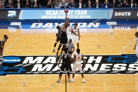 Editorial picture of NCAA LIU Brooklyn Radford Basketball, Dayton, USA - 13 Mar 2018