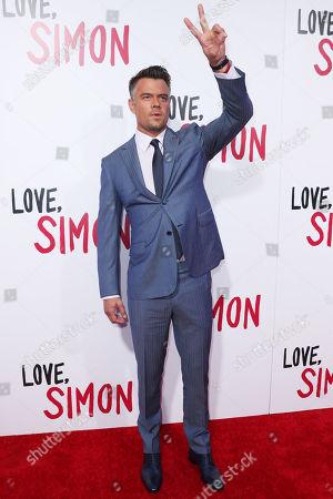 Editorial image of 'Love, Simon' film premiere, Arrivals, Los Angeles, USA - 13 Mar 2018