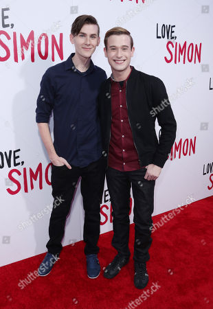 Clint Godwin and Tyler Henry