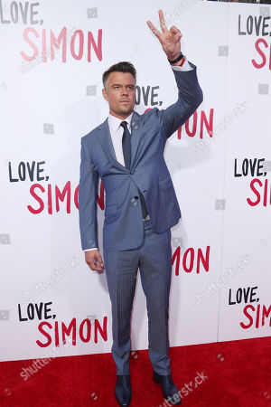 Editorial image of 'Love, Simon' film premiere, Arrivals, Los Angeles, USA - 13 Mar 2018