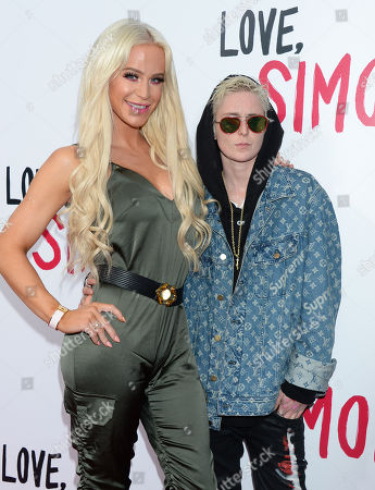 Gigi Gorgeous and Nats Getty