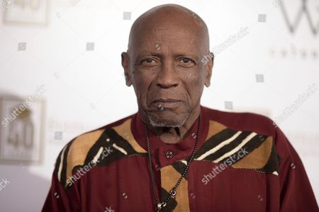 Stock Picture of Lou Gossett Jr Jr.