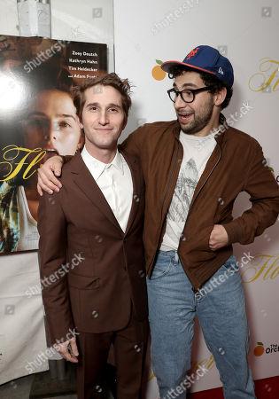 Max Winkler and Jack Antonoff