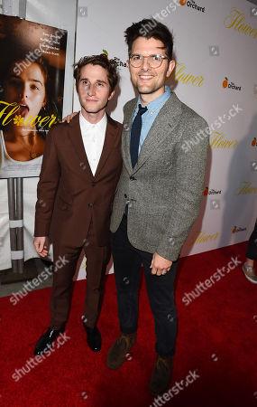 Max Winkler and Adam Scott