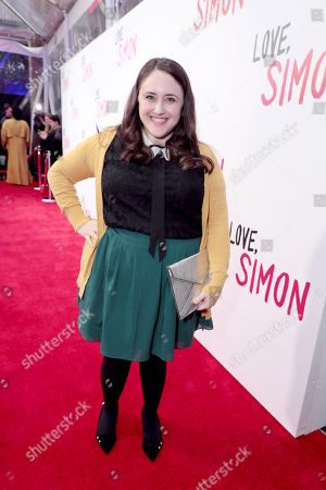 Becky Albertalli, Author,