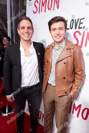 Greg Berlanti, Director, Nick Robinson