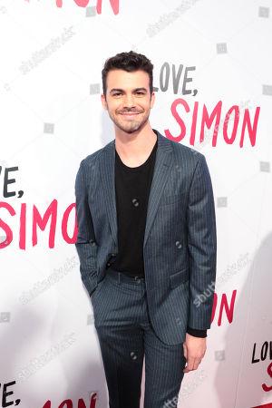 Editorial image of Twentieth Century Fox special film screening and performance of 'Love, Simon', Los Angeles, CA, USA - 13 Mar 2018