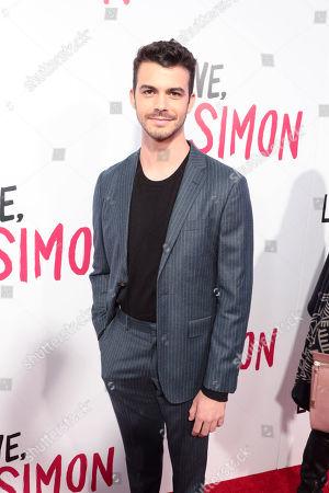 Editorial photo of Twentieth Century Fox special film screening and performance of 'Love, Simon', Los Angeles, CA, USA - 13 Mar 2018