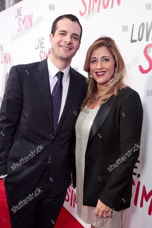 Pouya Shahbazian, Producer, Melissa Hook
