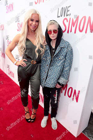 Gigi Gorgeous, Nats Getty