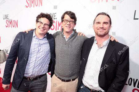 Isaac Klausner, Producer, Wyck Godfrey, Producer, Marty Bowen, Producer,