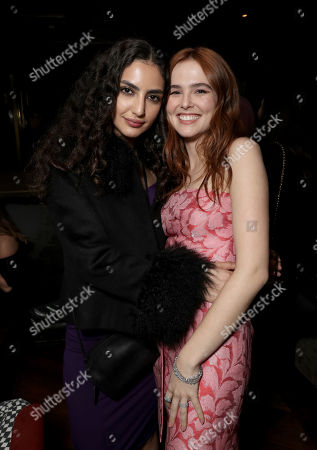 guest and Zoey Deutch