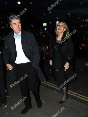 Editorial image of The TRIC Awards, After Party, Hilton Park Lane, London, UK - 13 Mar 2018