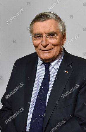 Stock Photo of Jean-Louis Beffa