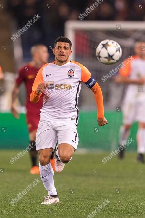 Editorial photo of AS Roma v Shakhtar Donetsk, UEFA Champions League match, Stadio Olimpico, Rome, Italy  - 13 Mar 2018
