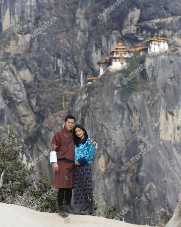 Bhutan Majesty King Jigme Khesar Namgyel Wangchuck and Majesty Queen Jetsun Pema Wangchuck.