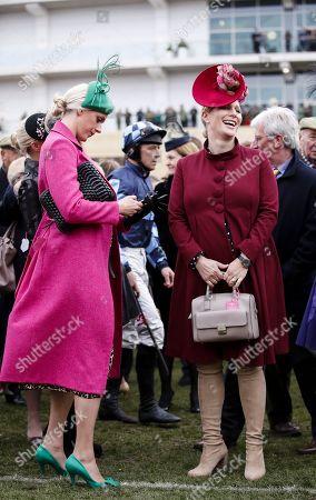 Editorial image of Cheltenham Festival Ladies Day, Horse Racing, Cheltenham, UK - 14 Mar 2018