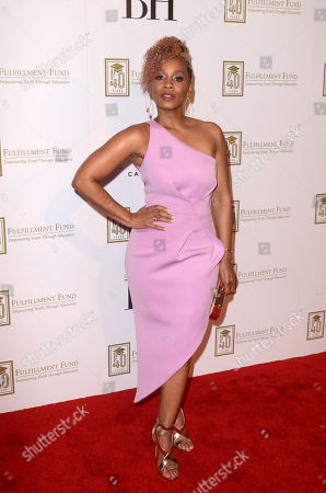 Editorial image of A Legacy of Changing Lives Gala, Arrivals, Los Angeles, USA - 13 Mar 2018