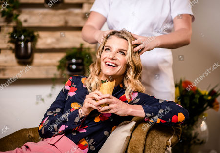 Julie Montagu, the Future Countess of Sandwich opens The Sandwich Spa with BFree Foods