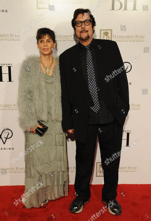 Stephen Bishop and Wife