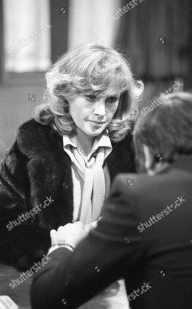 Ep 0303 Monday 8th March 1976  The Sugdens' dinner is interrupted when a car crashes into the wall at Emmerdale Farm - With Heather Bannerman, as played by Wanda Ventham.