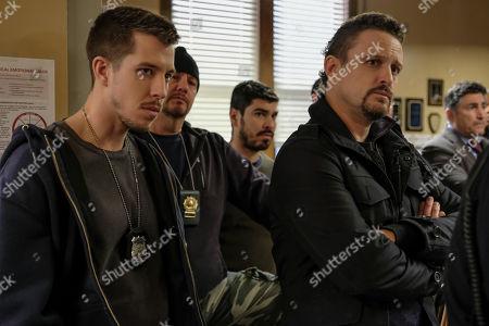 Beau Knapp, Raul Castillo, David Lyons
