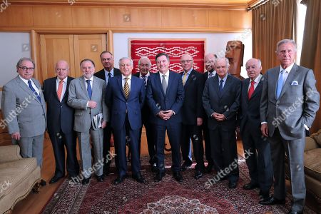 Editorial photo of Meeting of the Chilean Former foreign ministers in Santiago, Chile - 14 Mar 2018